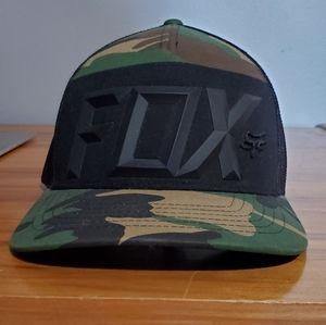 Fox Racing Camouflage Hat